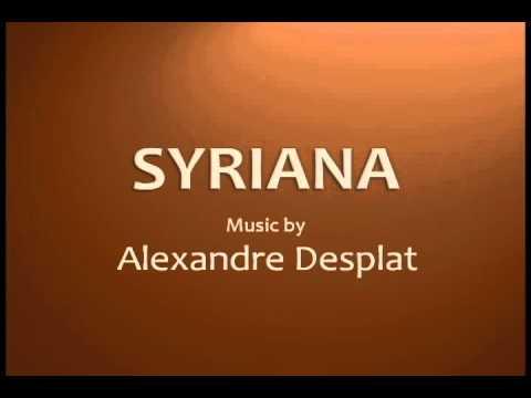 Syriana 01. Syriana