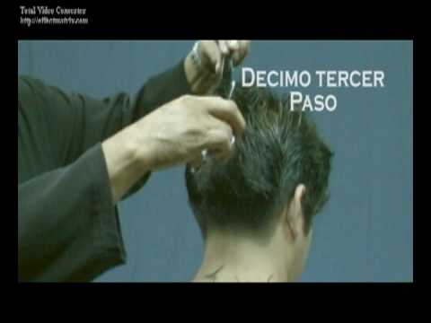 05 CORTE CABALLERO PASO A PASO AMARANTO OLIVOS ESTILISTAS PARTE 2 Music Videos
