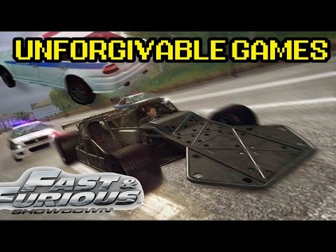 Unforgivable Games... (F&F Showdown)