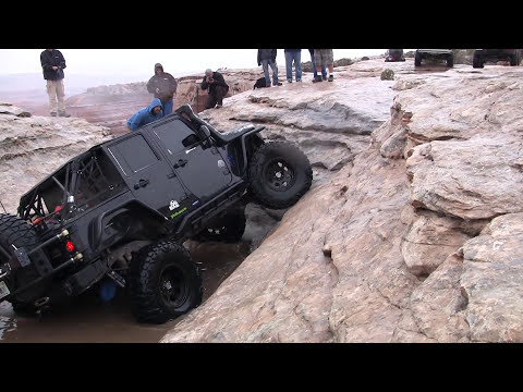 Easter Jeep Safari 2010 - Off Road Evolution Run
