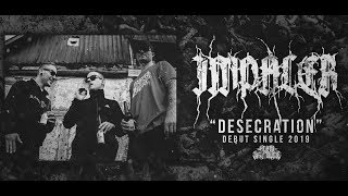 IMPALER(GER) - DESECRATION [DEBUT SINGLE] (2019) SW EXCLUSIVE