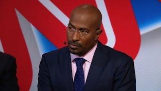 Van Jones snaps at CNN commentator
