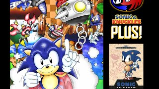 Sonic & Knuckles Plus! #3: Sonic the Hedgehog