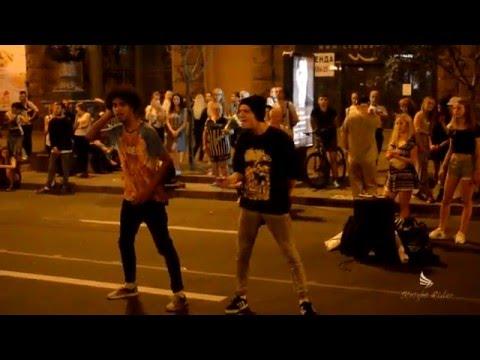 Hip Hop, House, C-Walk, Locking, Bboying, Krump, Dancehall, Waacking, Popping - Street Dance, part 6