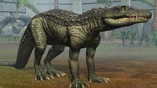 🦖Cá Sấu Cổ Đại Khổng Lồ 🦕  Jurassic World Công Viên Khủng Long