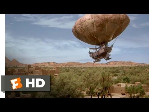 The Mummy Returns (6/11) Movie CLIP - Blimp Ride (2001) HD