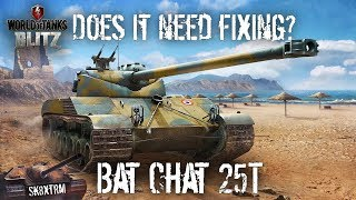 Bat Chat 25T - Does it need fixing?