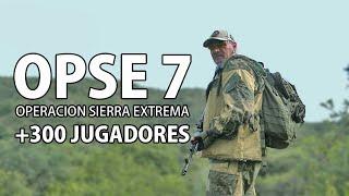 OPSE 7 - Operación Sierra Extrema 2019 -