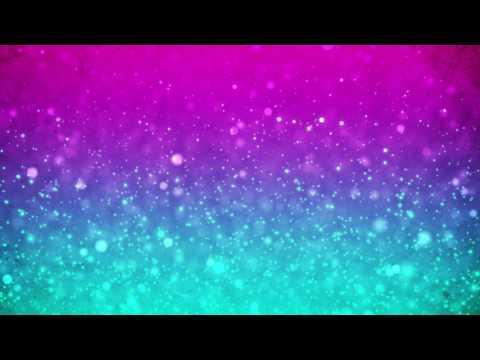 Футаж Фон пурпурно голубой