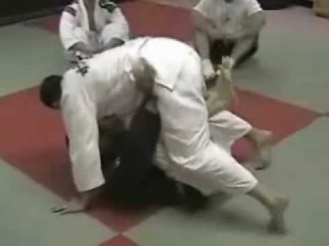 Escape Mount to Butterfly Guard - Brazilian Jiu-Jitsu Image 1