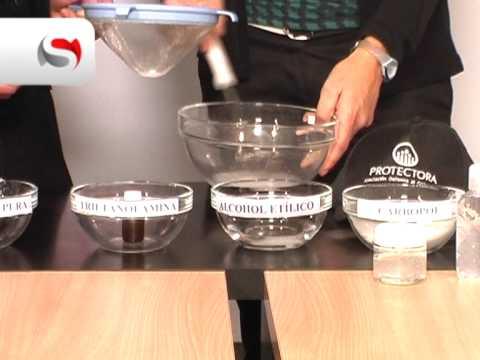 Como fabricar alcohol en gel casero - YouTube