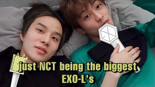 just NCT being the biggest EXO-L's