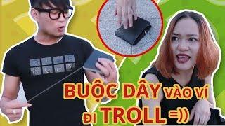 Thanh niên suýt ăn đòn vì bày trò troll bá đạo || Trà Chanh TV