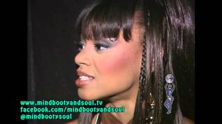 "Exclusive Never Seen Before Interview w/ Lisa ""Left Eye"" Lopes"