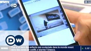 هجوم إلكتروني يشلّ محطة تلفزيونية فرنسية | الجورنال
