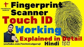 [Hindi/Urdu] How Fingerprint Sensors Work | Explained in Detail