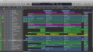 PLAYTIME 🎵 Logic Pro X Template Download (Jon Brooks) Kids Instrumental Music
