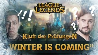 Kluft Der Prüfungen #007 - Winter is coming