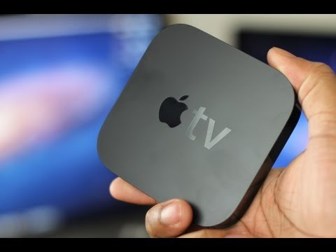 Unboxing: New 2012 Apple TV