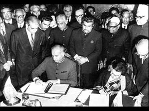Zulfikar Ali Bhutto's an interview to Azad Kashmir Radio in Muzaffarabad on 05-11-1973.wmv
