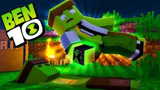 Minecraft - HOW TO BECOME BEN 10! w/TinyTurtle