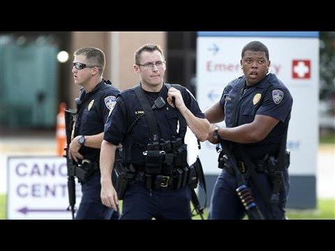 Jesse Jackson Reacts to Baton Rouge Shooting