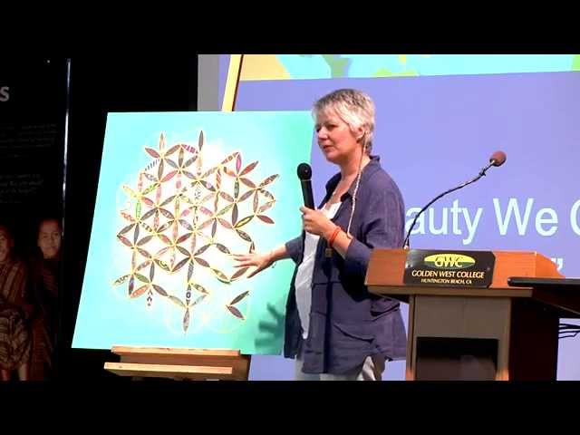 Charlotte Backman - 2014 Golden West College Peace Conference