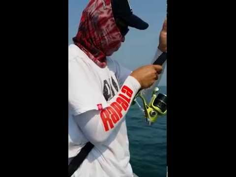 Klang Offshore Bottom Fishing