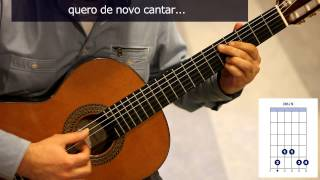 "Cómo tocar ""Tristeza"" en guitarra, de Haroldo Lobo y Nitinho / How to play ""Tristeza"" on guitar"