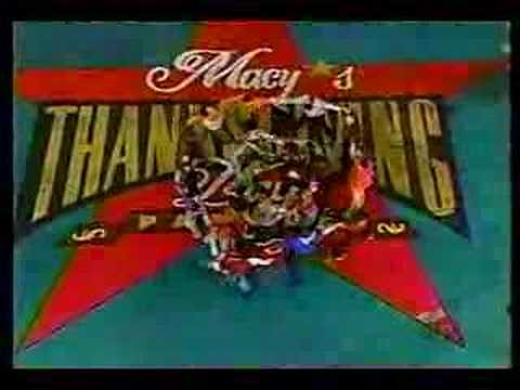 Macys Thanksgiving Parade - Footloose
