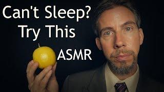 Sleep for the Sleepless ASMR