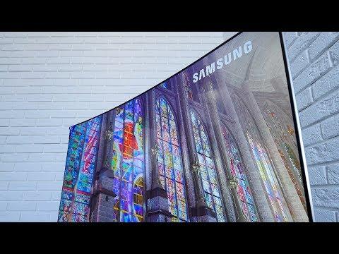 Samsung QLED TV. Квантовая революция?