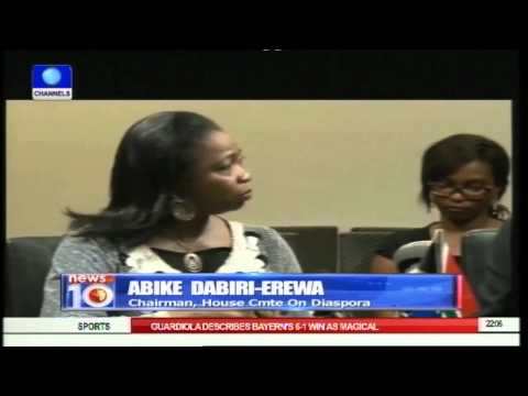 News@10:S.Africa Closes Consulate In Lagos For Fear Of Reprisal Attack 22/04/15 Pt.1