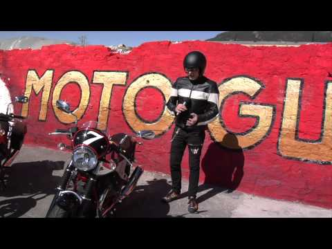 2012 Moto Guzzi V7 range full review by Tor Sagen in Mandello del Lario