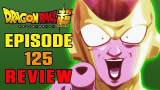 Dragon Ball Super Episode 125 REVIEW | TOPPO THE FOOD CHAIN! | MasakoX