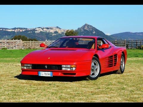 Ferrari Testarossa (ENG.SUBS) - Inserito da Davide Cironi il 16 novembre 2014 durata 7 minuti e 39 secondi - Una delle Ferrari pi� distintive e identificative di sempre, un vero simbolo. L�abbiamo avuta a disposizione per poche ore, ma vi proponiamo questo test con la certezza che sia solo un inizio.