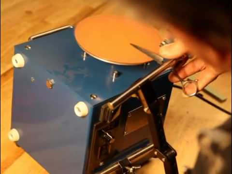 sungold hybrid sharpening machine