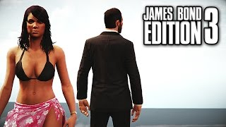 Grand Theft Auto 5 - James Bond Edition 3 - GTA 5 Short Film