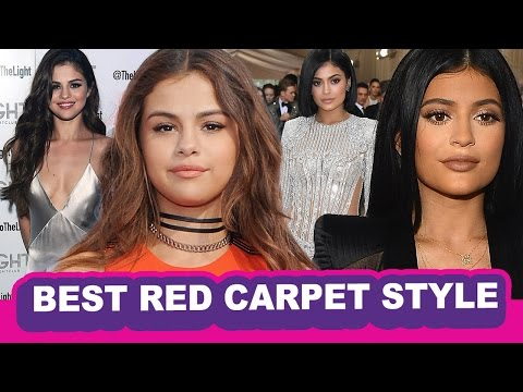 Selena Gomez vs Kylie Jenner: Best Red Carpet Style (Debatable) thumbnail
