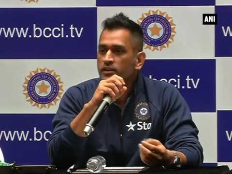 Language no concern, coach should understand our culture, says Dhoni- ANI News