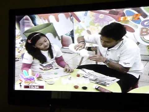 Chiki Boom Saya Kreatif - Chocolate Replica Craft video
