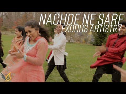 Nachde Ne Sare | Exodus Artistry | Baar Baar Dekho