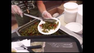 Orlen Team -  Dakar 2015 – la cucina della Dakar