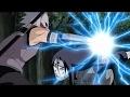 Kakashi Vs Danzo And Orochimaru   Full Fight English Dub HD