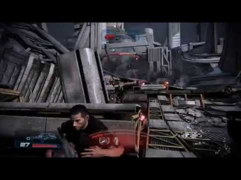 Mass Effect 3 Review (WiiU)