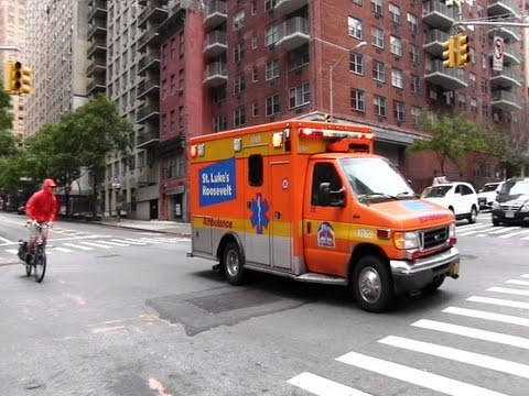 1769 st luke s roosevelt hospital ambulance 1769 frmo the st lukes