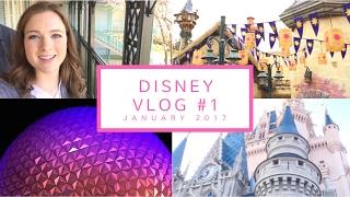 Download Lagu Walt Disney World Vlog | Part 1 (Jan. 25-27, 2017) Gratis STAFABAND
