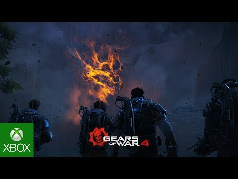 Gears of War 4 - Xbox One X Enhanced Trailer