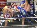 Muay Thai Fight - Songkom vs Samingdet, Rajadamnern Stadium Bangkok - 25th June 2015