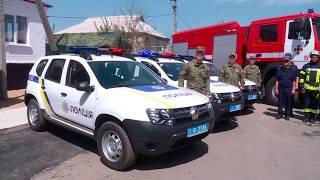 Арсен Аваков вдкрив новий полцейський вддлок у Станиц Луганськй